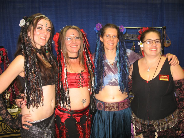 Crystal Kini and Company at Rakkasah East 2010
