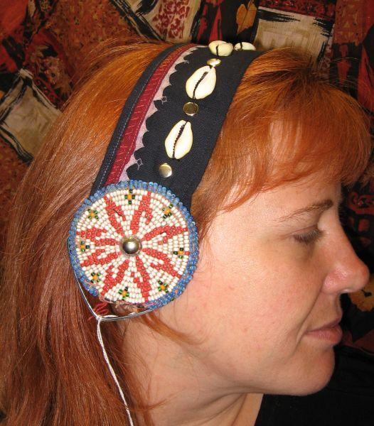 Crystal Kini Designs- Tribal Headband 1 - Tribal Headbands ... 417c34e8f6e